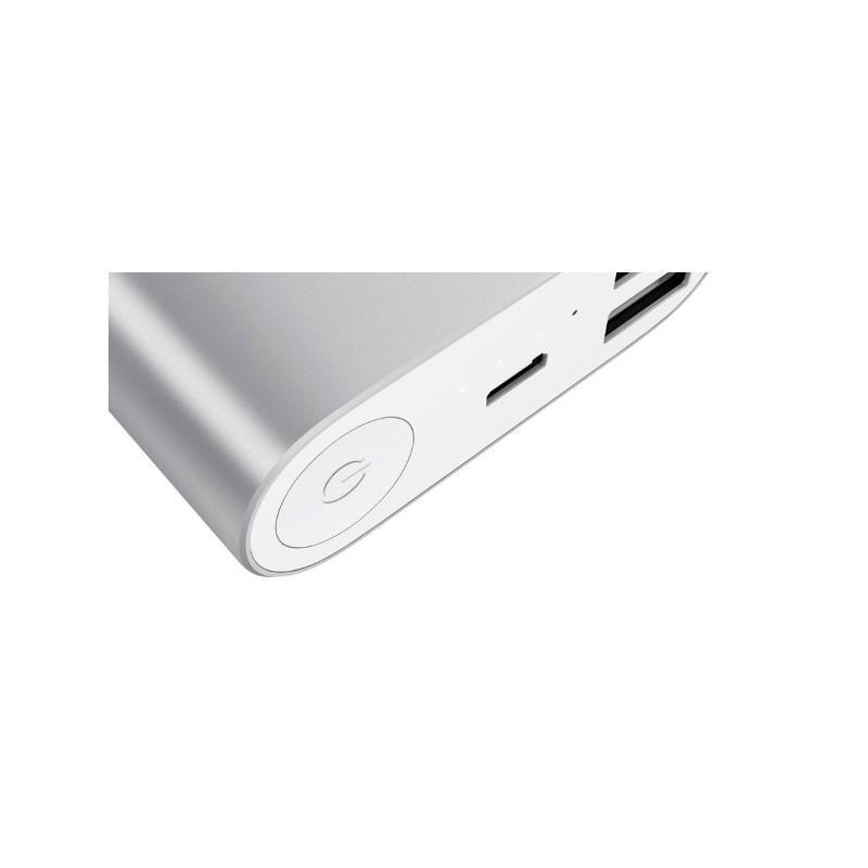 Внешний аккумулятор Xiaomi Mi 16000 мАч – 2x USB 5.1В/ 2.1А 186269
