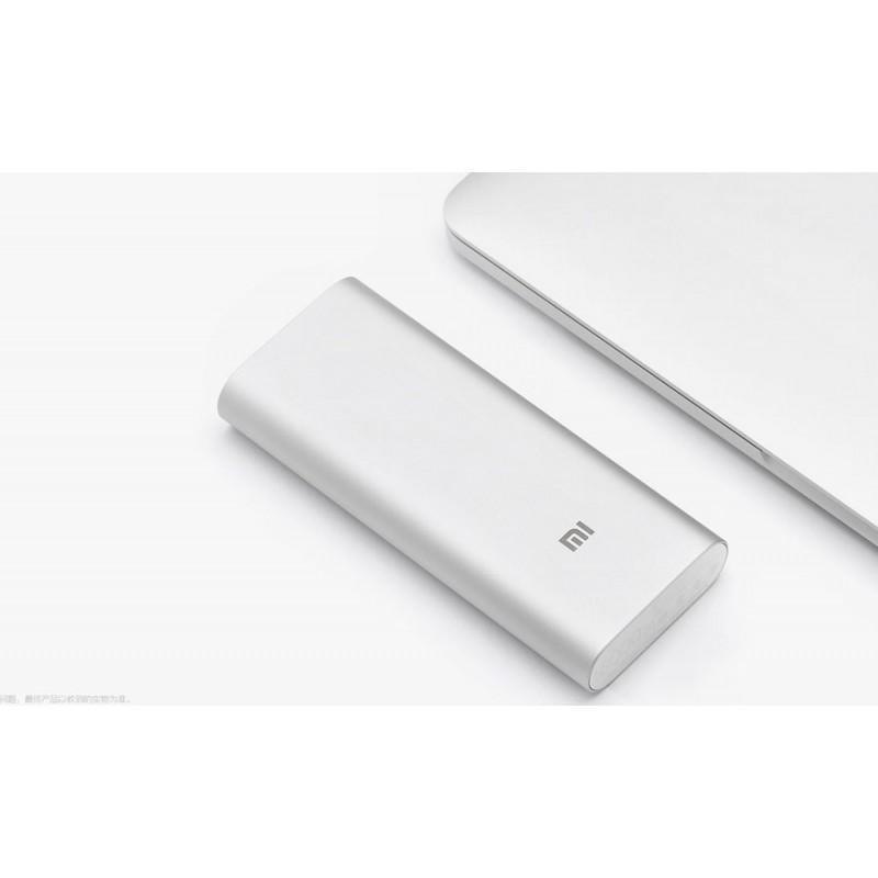Внешний аккумулятор Xiaomi Mi 16000 мАч – 2x USB 5.1В/ 2.1А 186270