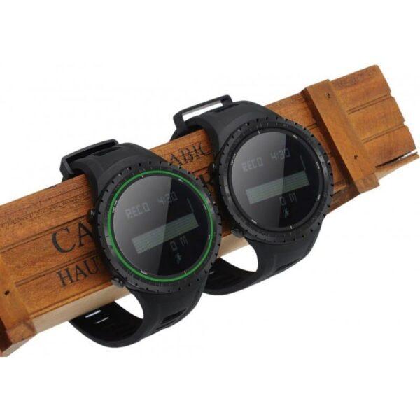 33874 - Водонепроницаемые спортивные часы Sunroad FR801 - шагомер, счетчик калорий, термометр, барометр, высотомер, цифровой компас