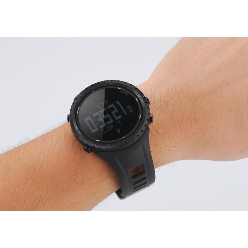 Водонепроницаемые спортивные часы Sunroad FR801 – шагомер, счетчик калорий, термометр, барометр, высотомер, цифровой компас 210174