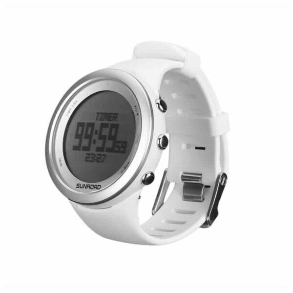 33898 - Спортивные часы Sunroad FR852A - ЖК-дисплей, атмосфероустойчивость, счетчик калорий, компас, высотомер, барометр, секундомер