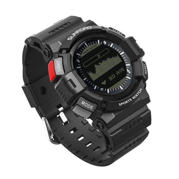 33901 - Умные часы SUNROAD FR9211 - Bluetooth, монитор сердечного ритма