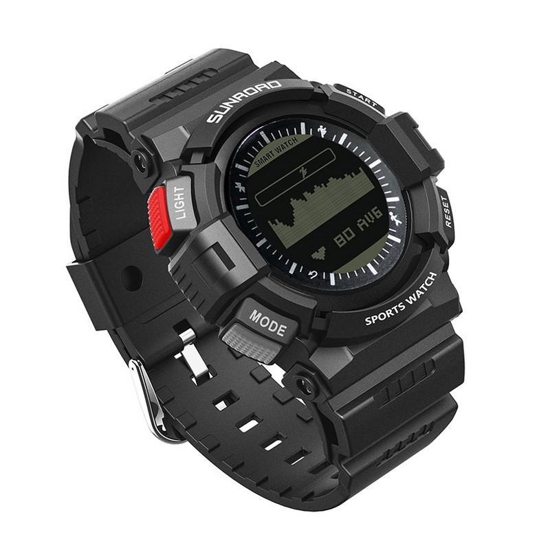 Умные часы SUNROAD FR9211 – Bluetooth, монитор сердечного ритма 210194