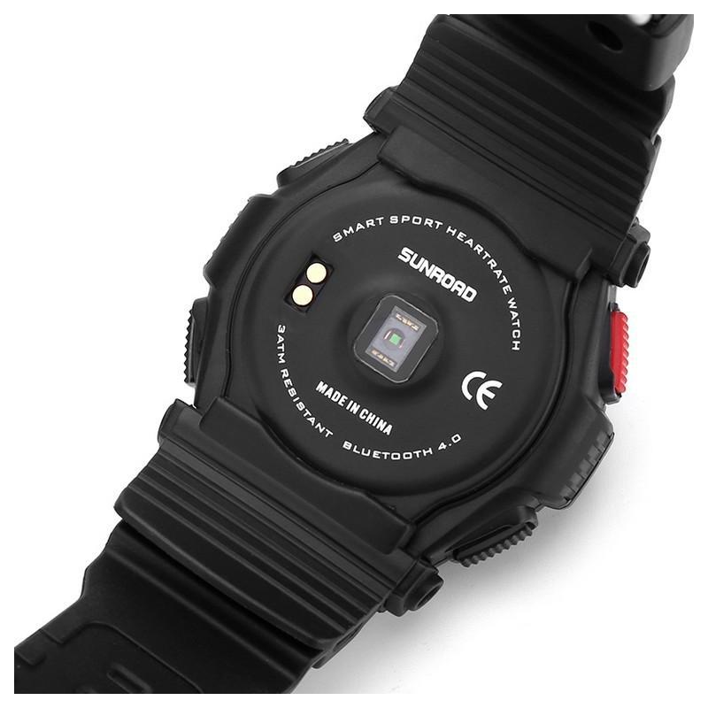 Умные часы SUNROAD FR9211 – Bluetooth, монитор сердечного ритма 210195