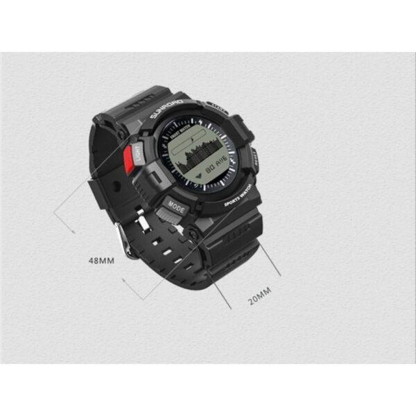 33904 - Умные часы SUNROAD FR9211 - Bluetooth, монитор сердечного ритма