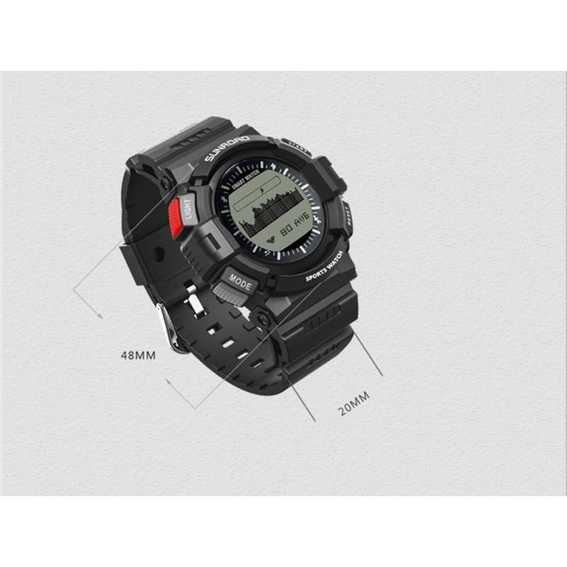 Умные часы SUNROAD FR9211 – Bluetooth, монитор сердечного ритма 210197