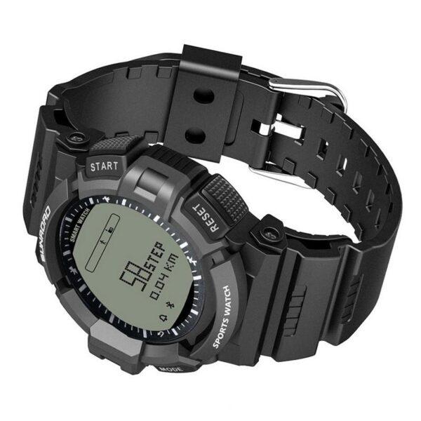 33905 - Умные часы SUNROAD FR9211 - Bluetooth, монитор сердечного ритма