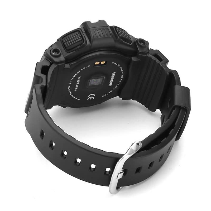 Умные часы SUNROAD FR9211 – Bluetooth, монитор сердечного ритма 210199