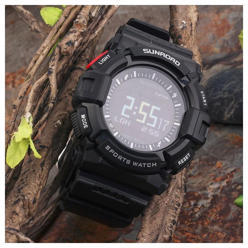 Умные часы SUNROAD FR9211 – Bluetooth, монитор сердечного ритма 210202