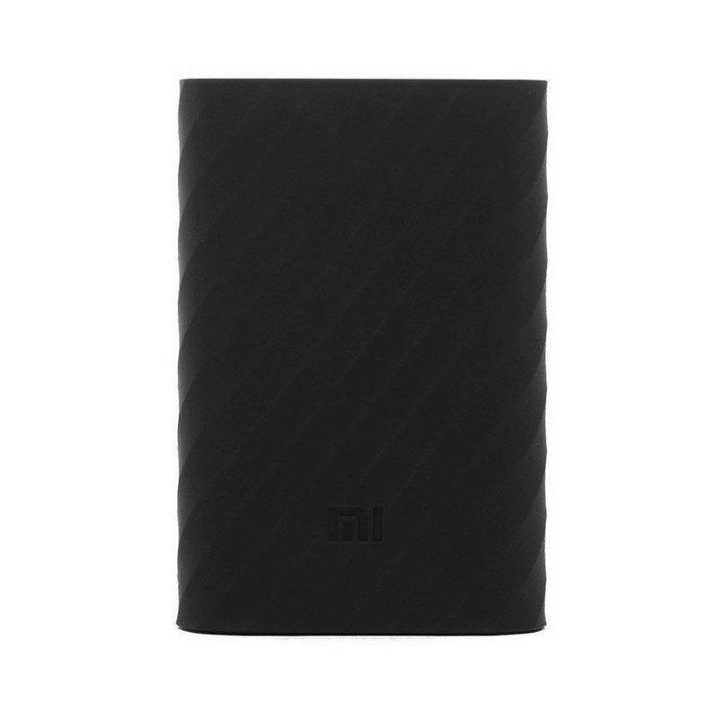 Силиконовый чехол для внешнего аккумулятора Xiaomi Mi 10000 мАч – 7 цветов