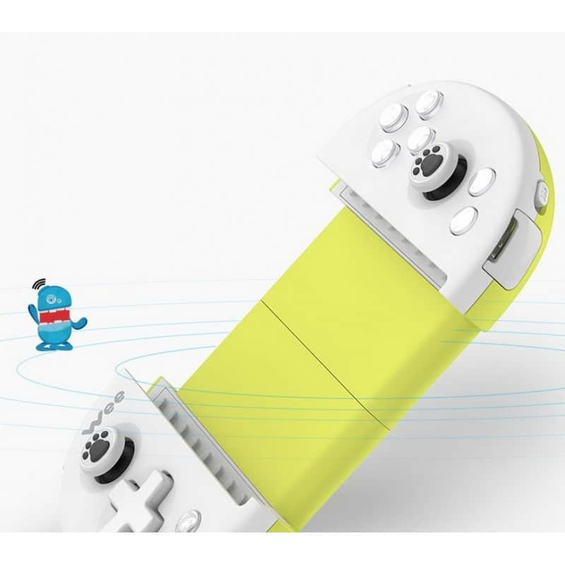 Беспроводной игровой джойстик для смартфона Wee Stretch Handle – Bluetooth 4.0, iOS + Android, до 80 часов 210581