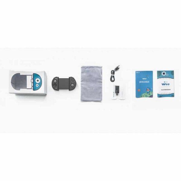 34336 - Беспроводной игровой джойстик для смартфона Wee Stretch Handle - Bluetooth 4.0, iOS + Android, до 80 часов