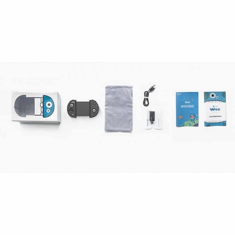 Беспроводной игровой джойстик для смартфона Wee Stretch Handle – Bluetooth 4.0, iOS + Android, до 80 часов 210584