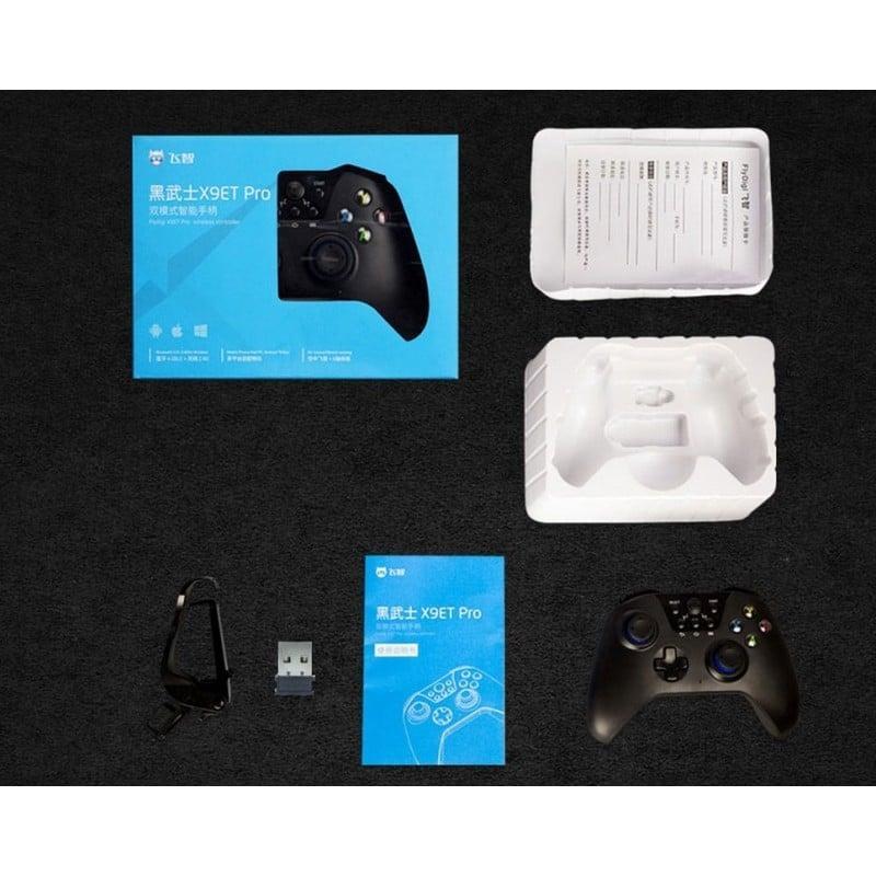 Геймпад FlyDiGi Black Knight Pro X9ET – Bluetooth до 10 м, OTG,  iOS + Android, ключ активации для Android 210589