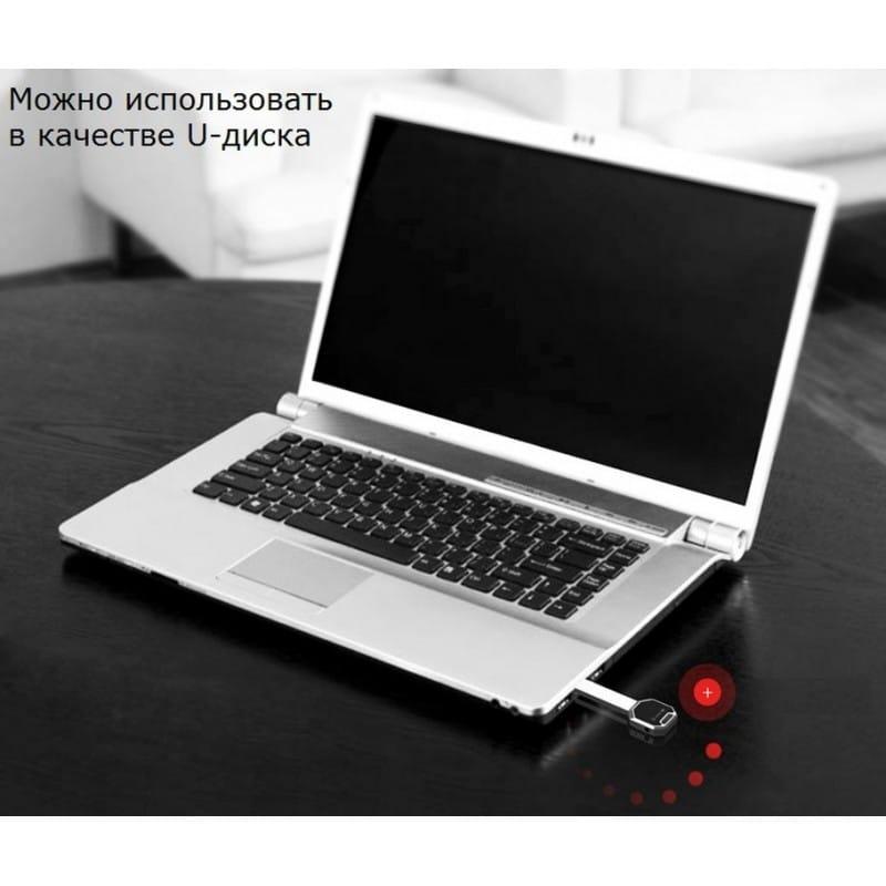 Миниатюрный диктофон HBNKH Ring – USB зарядка, от 4 Гб до 32 Гб, 88 дБ, выход для наушников 210595