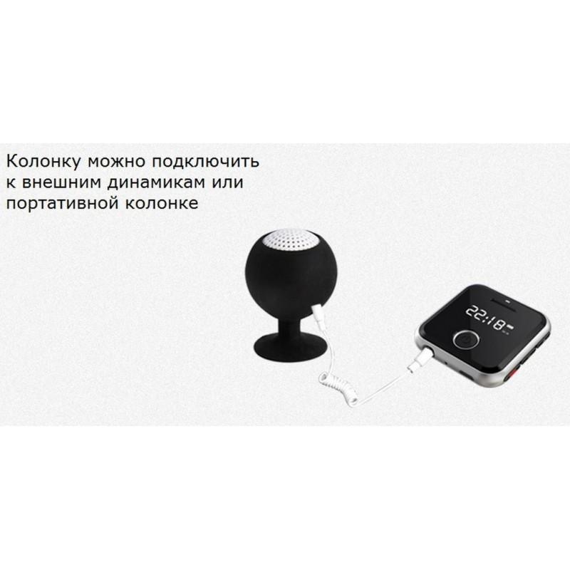 Маленький плеер Ring H-R300 с функцией записи – до 32 Гб, FM-радио, 0.91-дюймовый OLED экран, микрофон 210636