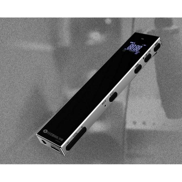 34407 - HD диктофон Ring H-R560 с Hi-Fi качеством воспроизведения - до 388 часов записи, 1-дюймовый OLED экран