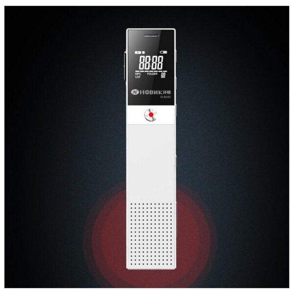 34410 - Диктофон Ring H-R600 - интеллектуальное шумоподавление, 8 Гб и 16 Гб, lossless звук