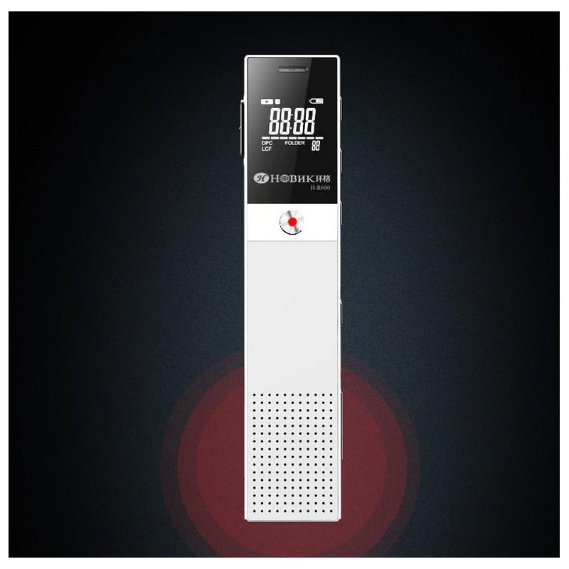 Диктофон Ring H-R600 – интеллектуальное шумоподавление, 8 Гб и 16 Гб, lossless звук 210651