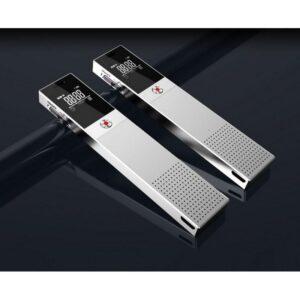 Диктофон Ring H-R600 – интеллектуальное шумоподавление, 8 Гб и 16 Гб, lossless звук