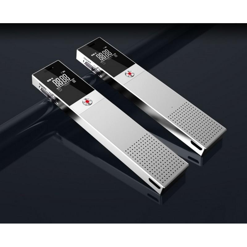 34411 - Диктофон Ring H-R600 - интеллектуальное шумоподавление, 8 Гб и 16 Гб, lossless звук
