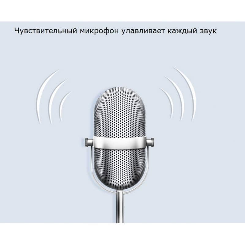 Диктофон Ring H-R600 – интеллектуальное шумоподавление, 8 Гб и 16 Гб, lossless звук 210652
