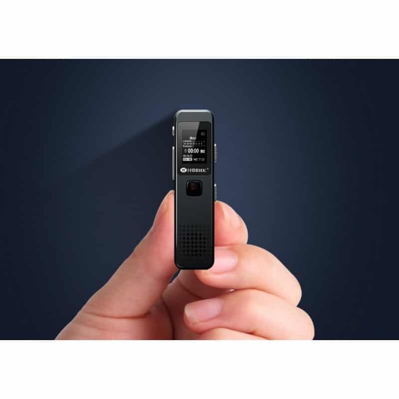Компактный диктофон Ring H-R280 – HD качество, шумоподавление, 8 Гб / 16 Гб 210658