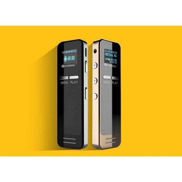 34467 - Цифровой диктофон Ring H-R200 - 8 Гб / 16 Гб, интеллектуальный таймер записи, шумоподавление, повтор