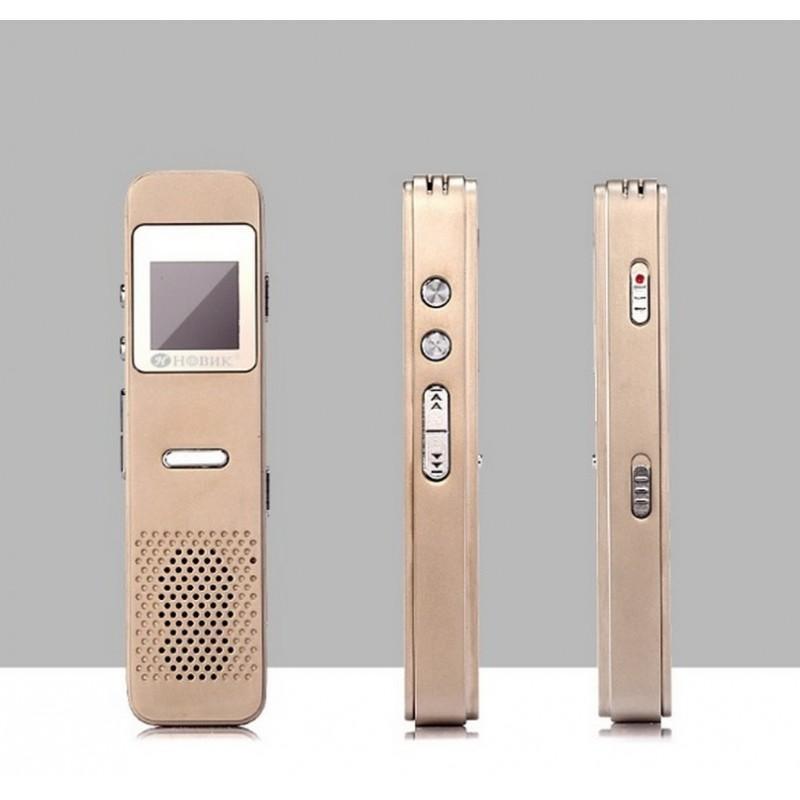 Цифровой диктофон Ring H-R160 – 8 Гб, mp3-плеер, шумоподавление