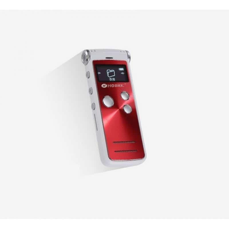 Профессиональный HD диктофон H-R380 – регулируемое шумоподавление, 8 Гб + поддержка Micro SD, до 25 часов записи 210720
