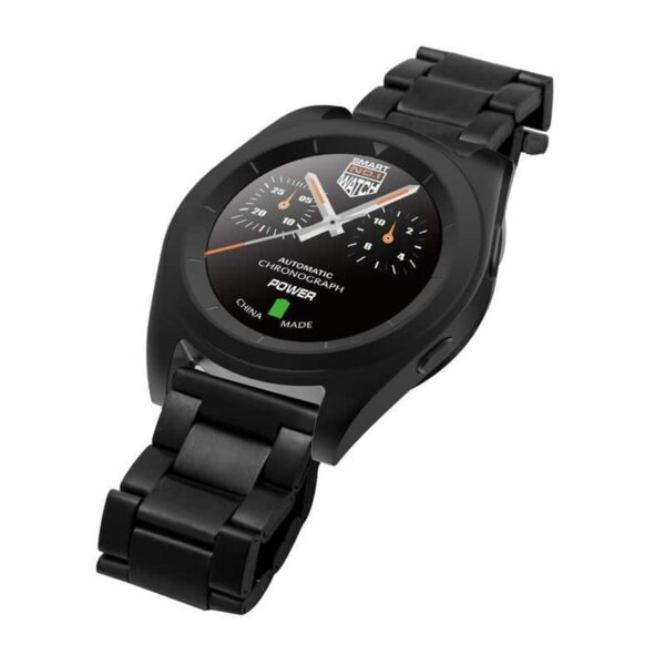 34510 - Умные фитнес часы No.1 G6 - Bluetooth 4.0, встроенный микрофон, шагомер, монитор сна, монитор сердечного ритма