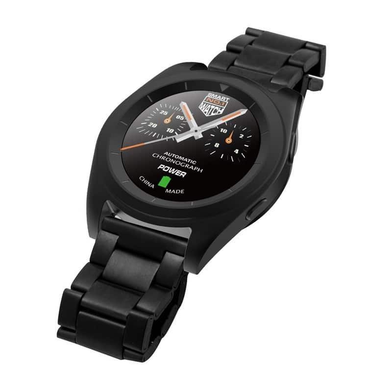 Умные фитнес часы No.1 G6 – Bluetooth 4.0, встроенный микрофон, шагомер, монитор сна, монитор сердечного ритма 210748