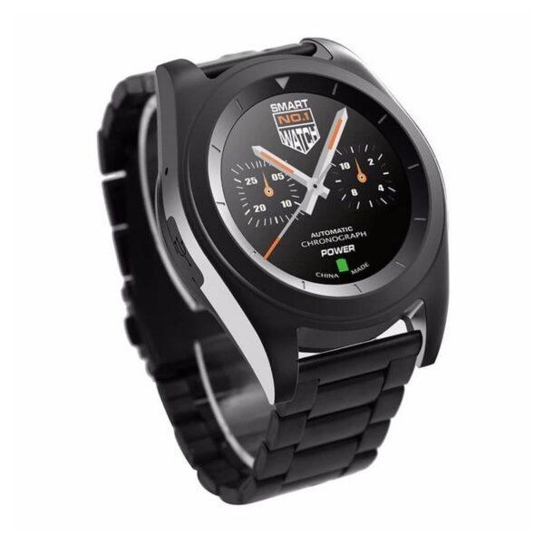 34511 - Умные фитнес часы No.1 G6 - Bluetooth 4.0, встроенный микрофон, шагомер, монитор сна, монитор сердечного ритма