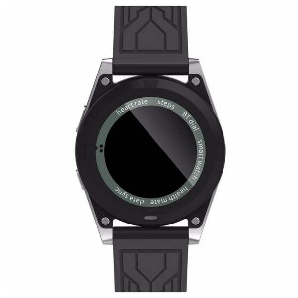 34514 - Умные фитнес часы No.1 G6 - Bluetooth 4.0, встроенный микрофон, шагомер, монитор сна, монитор сердечного ритма