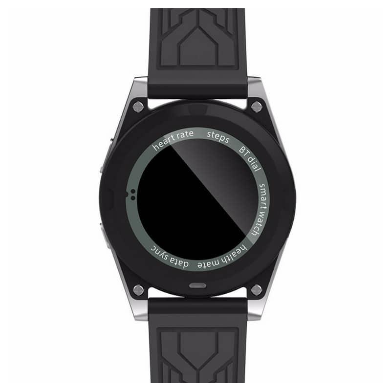 Умные фитнес часы No.1 G6 – Bluetooth 4.0, встроенный микрофон, шагомер, монитор сна, монитор сердечного ритма 210751