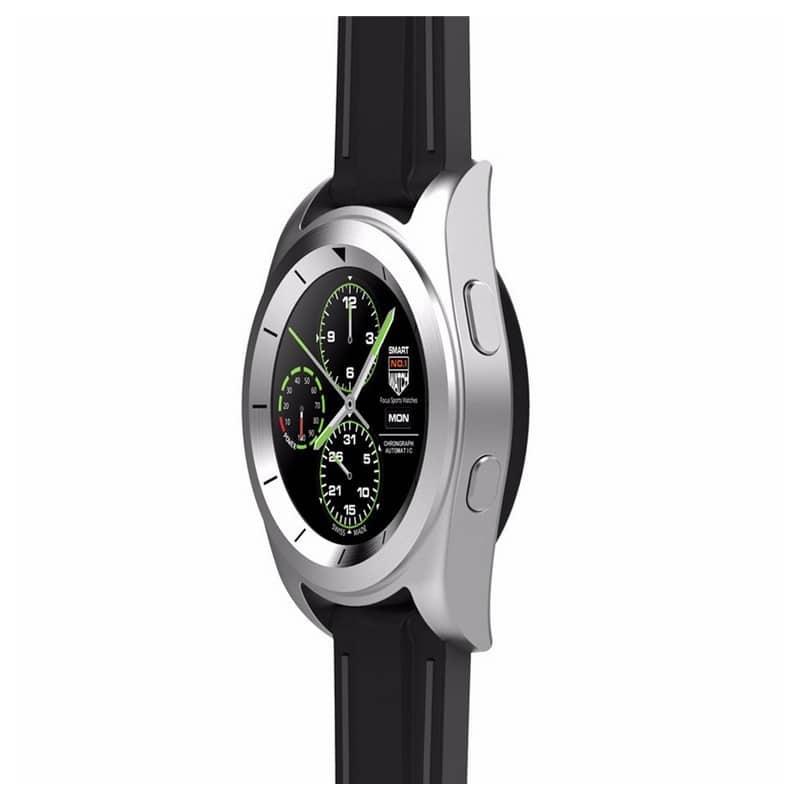 Умные фитнес часы No.1 G6 – Bluetooth 4.0, встроенный микрофон, шагомер, монитор сна, монитор сердечного ритма 210753