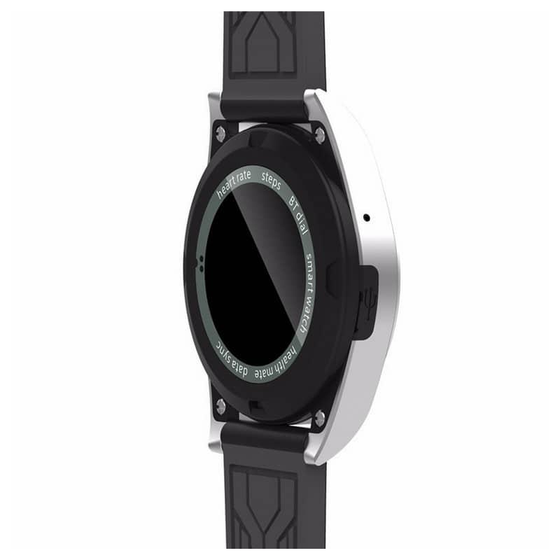 Умные фитнес часы No.1 G6 – Bluetooth 4.0, встроенный микрофон, шагомер, монитор сна, монитор сердечного ритма 210755