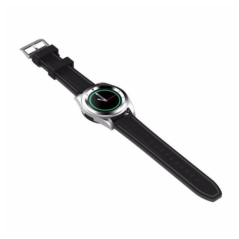 Умные фитнес часы No.1 G6 – Bluetooth 4.0, встроенный микрофон, шагомер, монитор сна, монитор сердечного ритма 210756