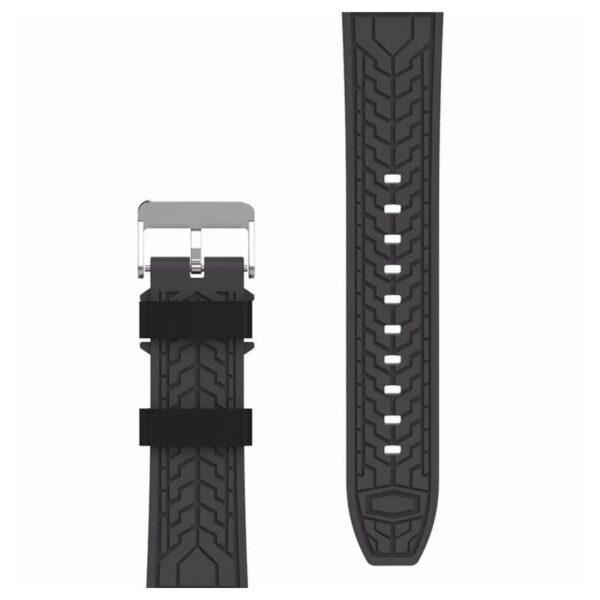 34520 - Умные фитнес часы No.1 G6 - Bluetooth 4.0, встроенный микрофон, шагомер, монитор сна, монитор сердечного ритма