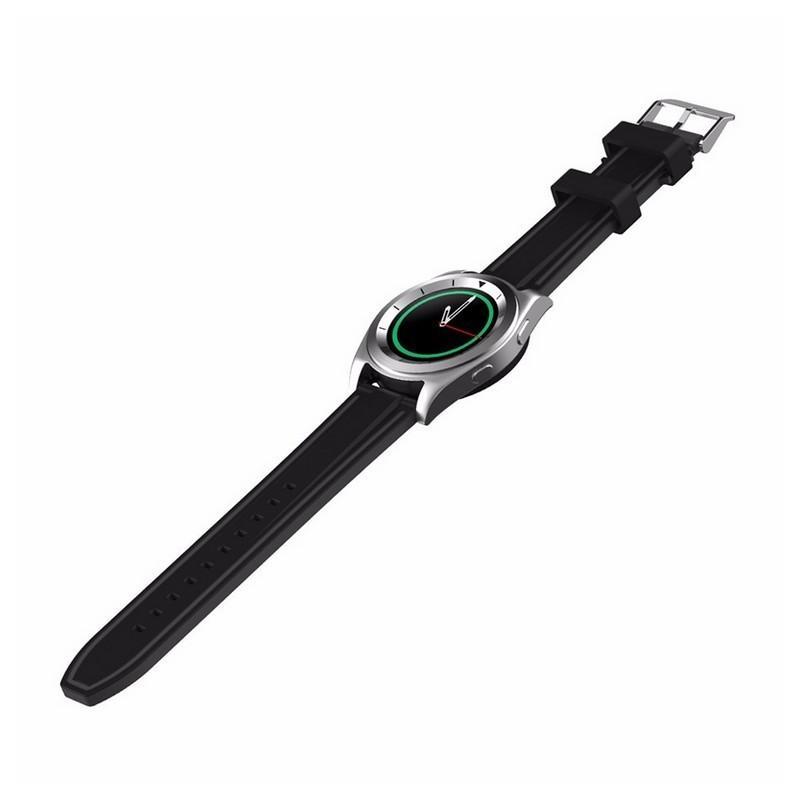 Умные фитнес часы No.1 G6 – Bluetooth 4.0, встроенный микрофон, шагомер, монитор сна, монитор сердечного ритма 210758