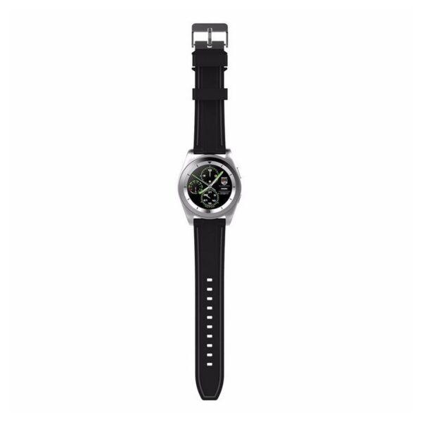34522 - Умные фитнес часы No.1 G6 - Bluetooth 4.0, встроенный микрофон, шагомер, монитор сна, монитор сердечного ритма
