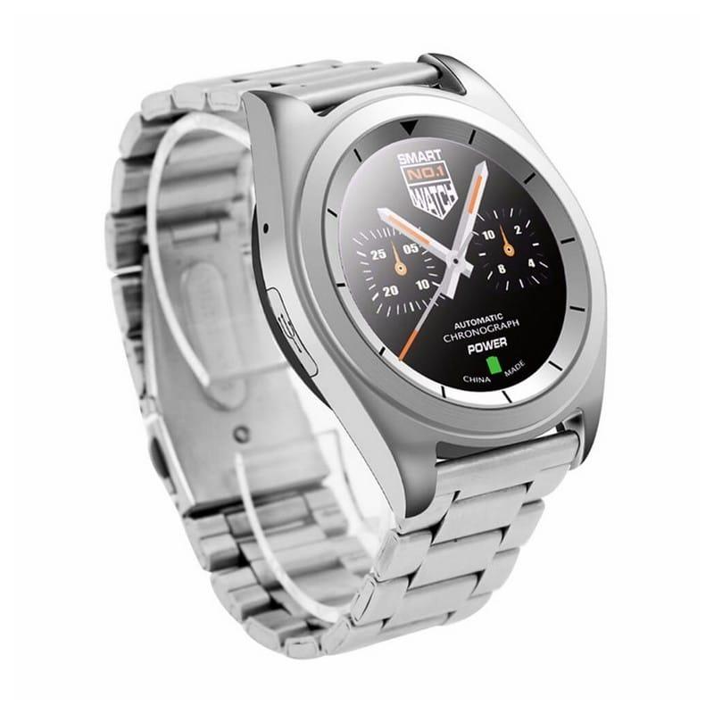 Умные фитнес часы No.1 G6 – Bluetooth 4.0, встроенный микрофон, шагомер, монитор сна, монитор сердечного ритма 210764