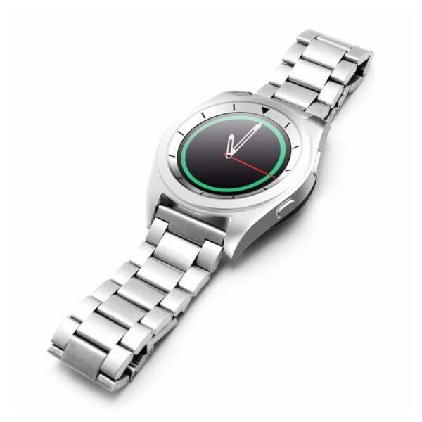 34528 - Умные фитнес часы No.1 G6 - Bluetooth 4.0, встроенный микрофон, шагомер, монитор сна, монитор сердечного ритма