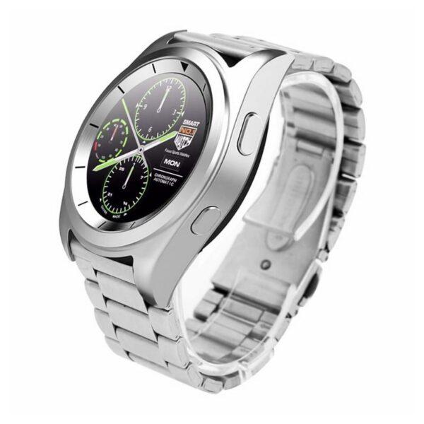 34532 - Умные фитнес часы No.1 G6 - Bluetooth 4.0, встроенный микрофон, шагомер, монитор сна, монитор сердечного ритма
