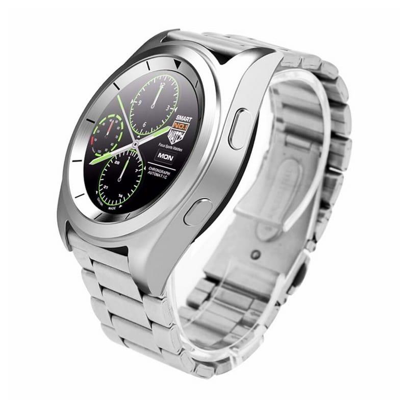Умные фитнес часы No.1 G6 – Bluetooth 4.0, встроенный микрофон, шагомер, монитор сна, монитор сердечного ритма 210769