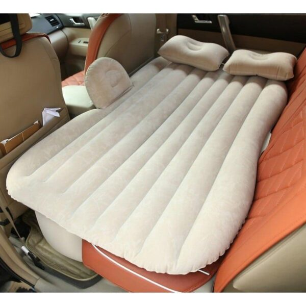 34534 - Автомобильная надувная кровать-матрас для путешествий и дальних поездок