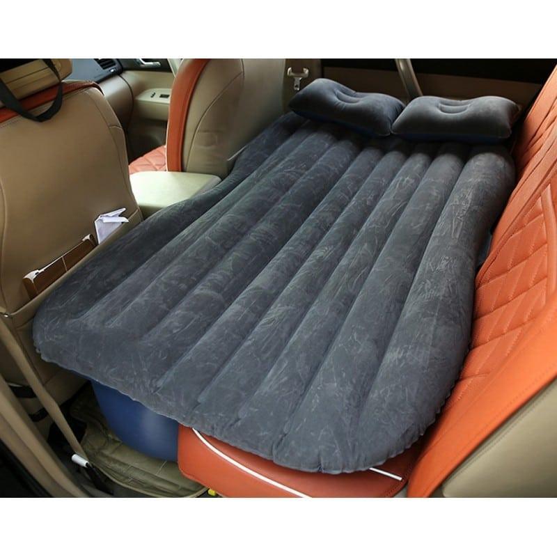Автомобильная надувная кровать-матрас для путешествий и дальних поездок - Доставка море (2,5 месяца), Черный