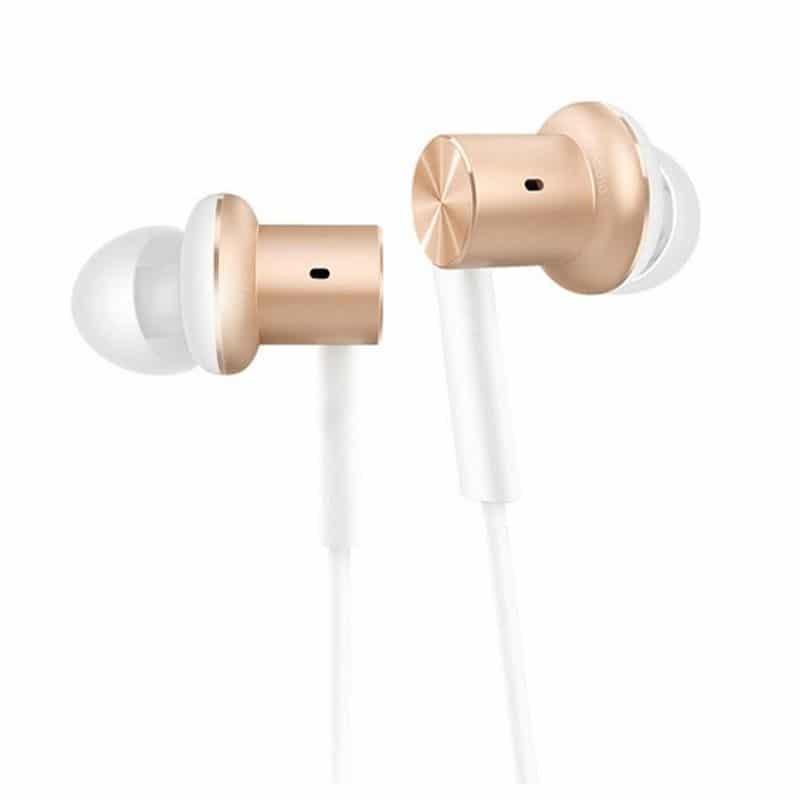 Оригинальные наушники-вкладыши Xiaomi Mi In-Ear – проводные, микрофон, 98 дБ, 32 Ом