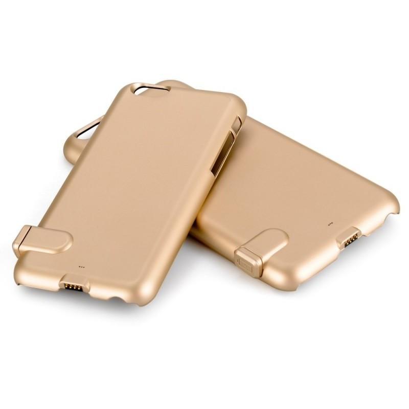 Внешний корпус-аккумулятор C-A483 для iPhone 6, 1500 мАч, индикатор питания, зарядка до 50000 раз 185227