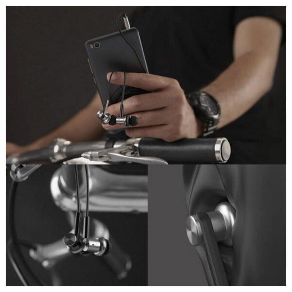 34604 - Оригинальные наушники-вкладыши Xiaomi Mi In-Ear - проводные, микрофон, 98 дБ, 32 Ом